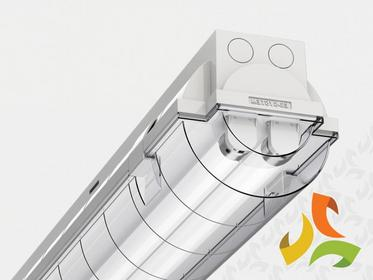 ES-System Oprawa hermetyczna 2x36W COSMO CO1 236EVG ESCLS -