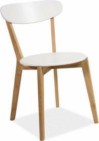 Signal Krzesło drewniane MILAN