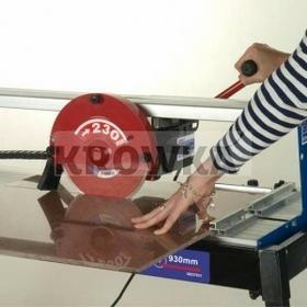 Dedra PRZECINARKA DO GLAZURY 800W 230mm 93cm DED7831