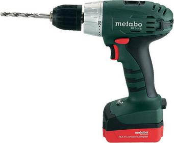 Metabo BS 14,4 Li Set