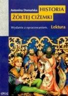 Domańska Antonina Historia żółtej ciżemki