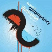Dawber Martin BIG BOOK OF CONTEMPORARY ILUSTRATION
