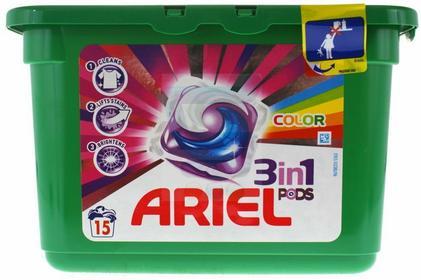 Ariel Kapsułki do prania do koloru 15 szt.