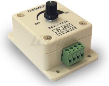 Inny Ściemniacz manualny (Dimmer) 8A T67