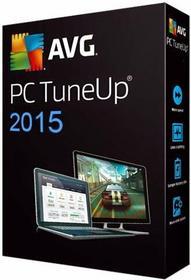 AVG TuneUp 2015 (1 stan. / 1 rok) - Nowa licencja