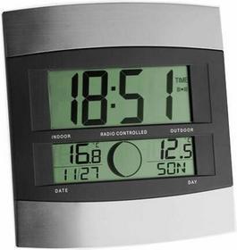 TFA TFA 98.1006 - Zegar ścienny z termometrem zewnętrznym