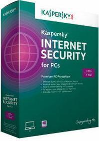 Kaspersky Internet Security 2014 (2 stan. / 1 rok) Uaktualnienie