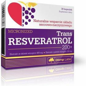 Olimp Resveratrol Trans 200+ 30 szt.