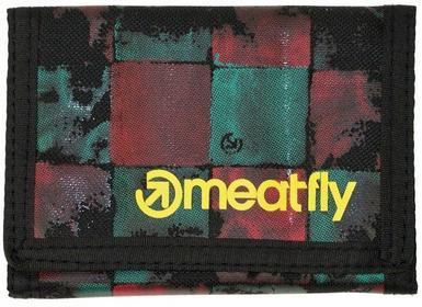Meatfly portfel męski wielokolorowy