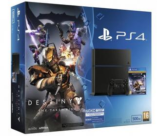 Sony PlayStation 4 500GB Destiny The Taken King