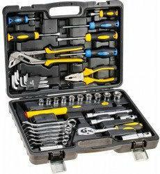 Topex Zestaw narzędzi 41 szt. 38D225