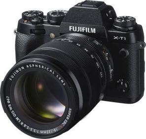 Fuji X-T1 + 18-135 kit czarny