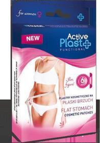 Ntrade ActivePlast Plastry na płaski brzuch 6szt.