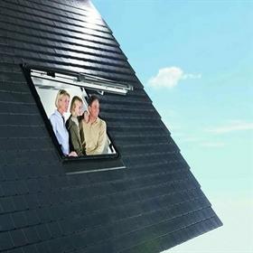 Roto okna Okno dachowe Designo R89P K WD, pakiet niskoemisyjny trzy szybowy R89P