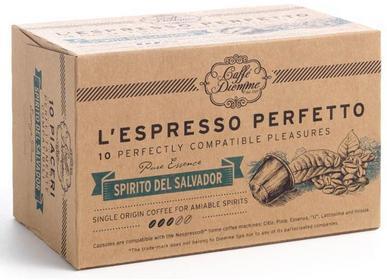 Diemme Anima Del Salvador (Nespresso)