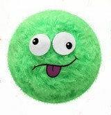 Imperial Pilka Fuzzbies - zielona IM22936 a