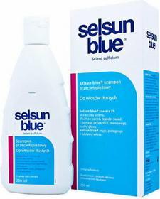 CHATTEM Selsun Blue: szampon przeciwłupieżowy do włosów tłustych 125ml