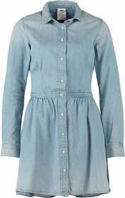 Levis Sukienka jeansowa niebieski LE221C00N-K11