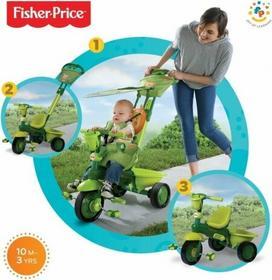 Fisher Price 3w1