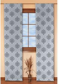 Dekoria Panel 2 szt. Rustica szaro-grafitowy ornament