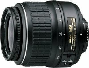 Nikon AF-S 18-55mm f/3.5-5.6 G DX ED II