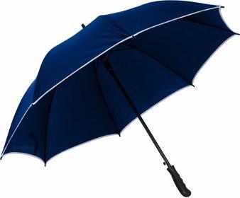 Parasolka automatyczna, długi parasol - ? 100 cm - granatowy DB7210040 9526 gran