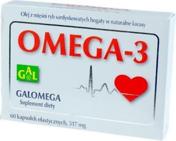 Gal Omega 3 60 szt.