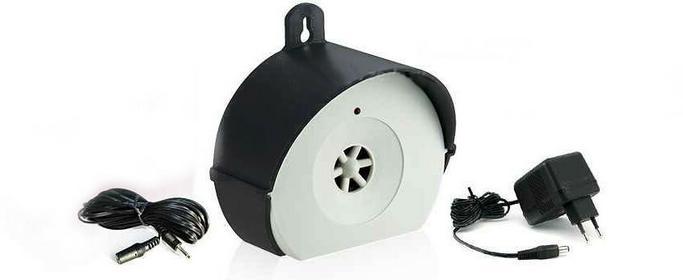 Profesjonalny odstraszacz elektroniczny-ultradźwiękowy na psy, koty, zając