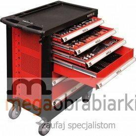 YA-TO szafka serwisowa z narzędziami 177 części YT-5530