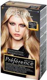 Loreal Recital Preference 8,1/ Wbis Copenhague jasny blond popielaty
