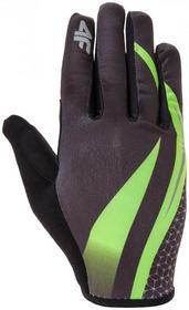 4F [C4L16-RRU005] Rękawiczki ogólnosportowe unisex RRU005 grafit [C4L16-RRU005] Multisport gloves unisex RRU005 graphite