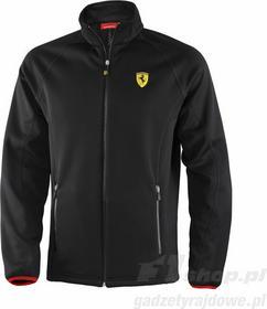 Ferrari F1 Team Kurtka dziecięca softshell czarna Ferrari F1 2013 5100150-100