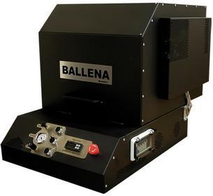 Grawerton Prasa transferowa na podczerwień BLACK Ballena 2D+-NA ZAMÓWIENIE! NB-4