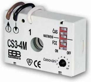 Elektrobock ELEKTROBOK PL/ WyŁącznik czasowy do gniazda CS3-4M