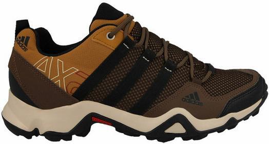 Adidas AX 2 B33130 brązowo-czarny