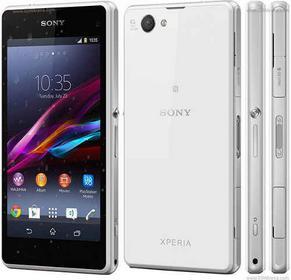 Sony Xperia Z1 Compact Biały