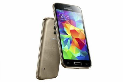 Samsung GALAXY S5 mini G800F Złoty