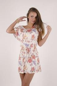 Sakolife Sukienka w kwiaty