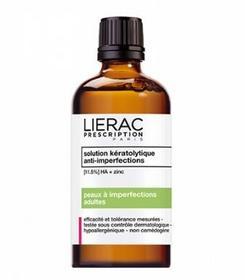 Lierac Prescription Solution Keratolytique Anti-imperfections Roztwór keratolityczny przeciw niedoskonałościom 100 ml