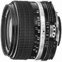 Nikon 35 f/1.4 AI