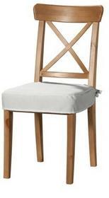 Dekoria Siedzisko na krzesło Ingolf Cotton Panama Old White (biały)