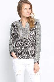 Vero Moda Bluzki i koszule - - Bluzka czarny 10144475