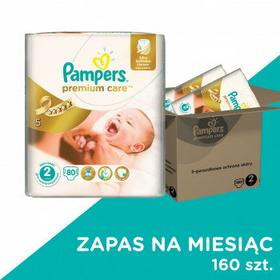 Pampers Premium Care 2 Mini 160 szt.