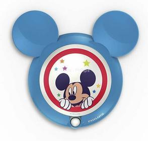 Philips Disney Lampka nocna Mickey z czujnikiem (71766/30/16)
