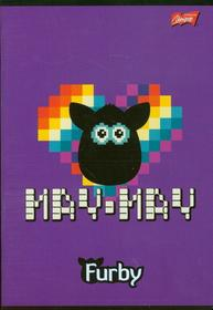 Zeszyt A5 Furby w linie 60 stron-