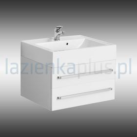 Antado Szafka pod umywalkę biała połysk 50 cm FDM-C-442/5/2 FDMC44252