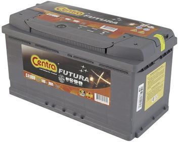 Centra Futura 12 V 100Ah 900A P+ CA1000