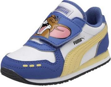 Puma Buty Cabana Racer Tom & Jerry Kids 35819401 26;27;28;29;30;31;32;32,5;18;