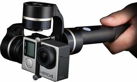 FeiYu Tech Gimbal ręczny do kamery GoPro FY-G4 3-Axis