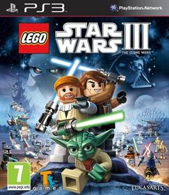 Lego Star Wars 3 Clone Wars PS3